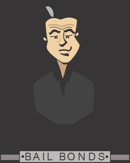 Goodfellas Bail Bonds Logo